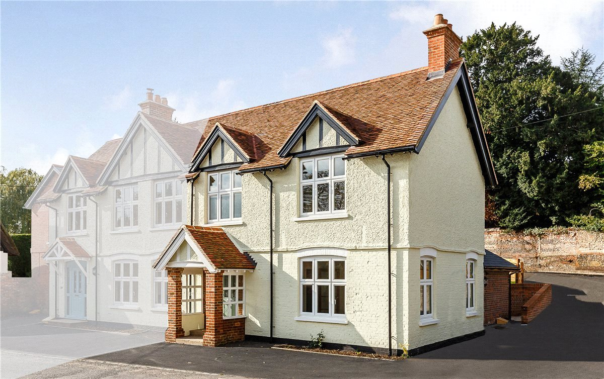 3 Bedrooms House for sale in Hurstbourne Priors, Whitchurch, Hampshire, RG28
